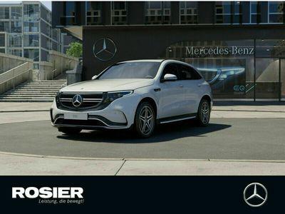 gebraucht Mercedes EQC400 4M AMG Line Advanced