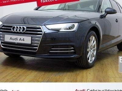 gebraucht Audi A4 Avant 2.0 TDI XENON NAVI PDC GRA MAL SHZ DWA - Klima,Xenon,Alu,Servo,