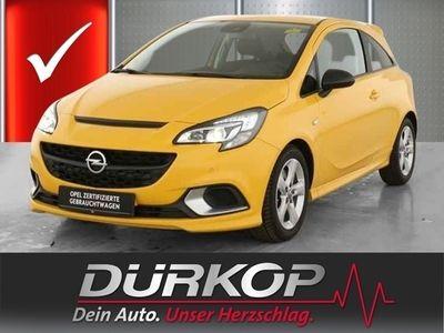 gebraucht Opel Corsa E 1.4 Turbo GSi OPC/Xenon/2xKamera/17''Alu/Intelli