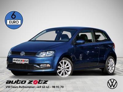 gebraucht VW Polo 1.2 TSI Highline Clima Fahrkomfortpaket PDC