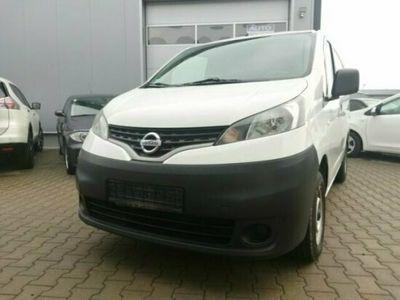 gebraucht Nissan NV200 1.5dci / LKW-ZULASSUNG / EURO5L