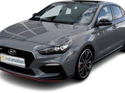 gebraucht Hyundai i30 i30Fastback N Performance Fastback 2.0 T-GDI EU6d-T Navi Keyless Rόckfahrkam. Fernlichtass.