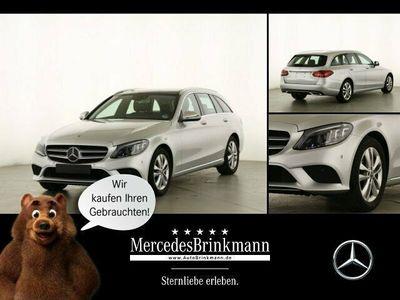 gebraucht Mercedes C180 T-Modell AVANTGARDE/PANO/KAMERA/NAVI/LED Panorama