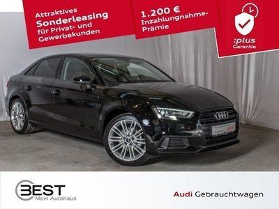 "gebraucht Audi A3 Limousine 1.5 TFSI sport Navi, Xenon, PDC, Shz, GRA, LM 18"""