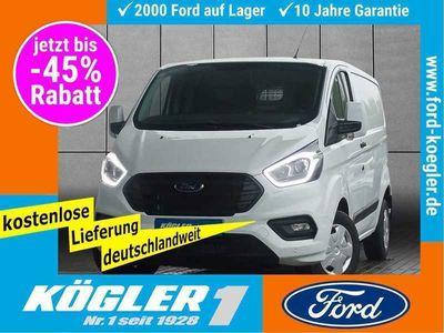 gebraucht Ford Custom TransitKasten L1H1 Hybrid Trend