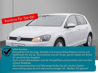 gebraucht VW Golf 1.4 TSI DSG Cup *AHK*Climatronic*Sitzhgz*PD