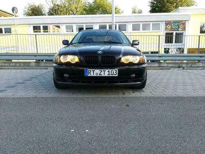 gebraucht BMW 2002 Coupe e46MIT 143ps
