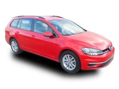 gebraucht VW Golf Variant VII 1.6 Comfortlin BMT TDI DSG Navi