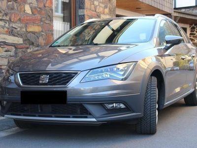 gebraucht Seat Leon X-Perience ST 2.0 TDI Start&Stop 4Drive DSG