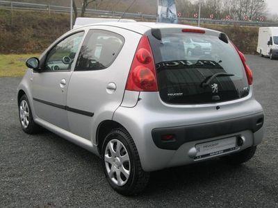 gebraucht Peugeot 107 Urban Move 68 5-Türig Klima Metallic