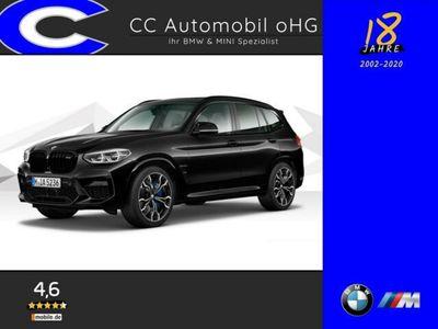 gebraucht BMW X3 M xDrive Drivelogic M Competition 21´´LM