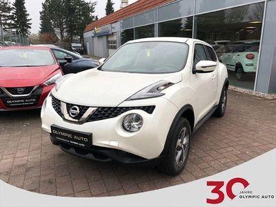 gebraucht Nissan Juke 1.6 Acenta *KAMERA*NAVI*KLIMA*BLUETOOTH*ALU