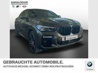 gebraucht BMW X6 M50 d Sitzbelüftung Individual
