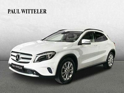 gebraucht Mercedes GLA200 Sport Utility Vehicle Style/Klima/Sitzhz
