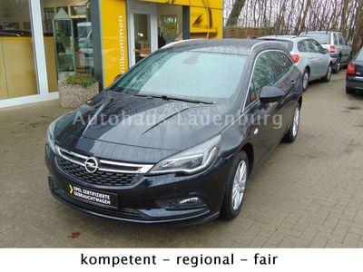 käytetty Opel Astra Sports Tourer Dynamic Automatic NAVI