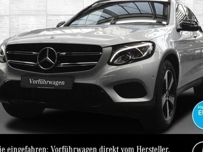 gebraucht Mercedes GLC220 d 4M Night-P. Totwinkel EASY-PACK Kamera