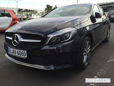 gebraucht Mercedes A180 (LED Klima Einparkhilfe el. Fenster)