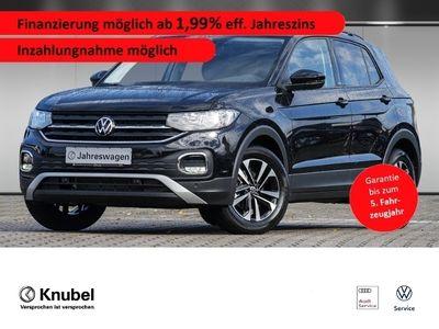 gebraucht VW T-Cross - United 1.0 TSI DSG ACC*SHZ*Kamera*Alu*