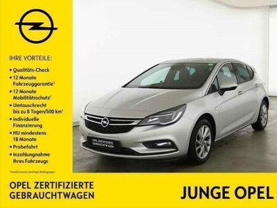 gebraucht Opel Astra INNOVATION 1.4 Turbo Navi Rückfahrkam. PDC v+h LED-Tagfahrlicht SHZ