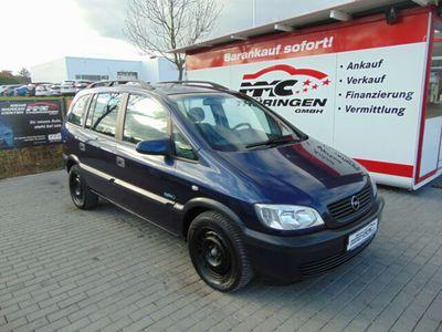 gebraucht Opel Zafira 1.6 16V Comfort 7 Sitze