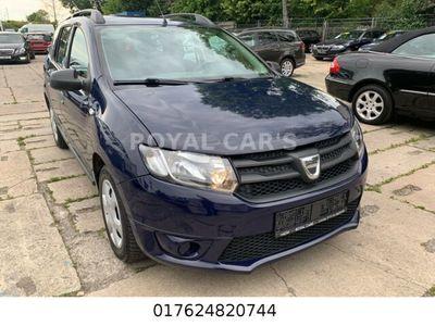 gebraucht Dacia Logan II MCV Ambiance,Klima,Servo,1-Hand