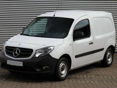gebraucht Mercedes Citan 108 CDI KA/L Worker