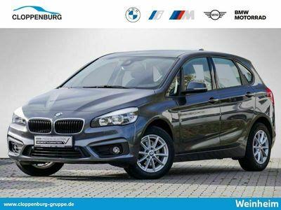 gebraucht BMW 216 Active Tourer i Advantage RFK Navi Tempomat