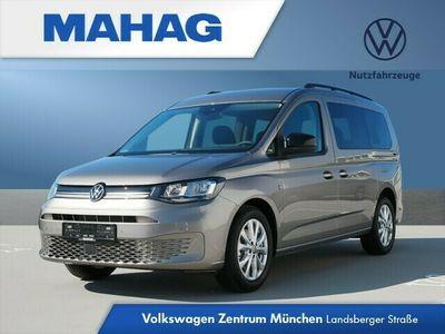 gebraucht VW Caddy Maxi Life 2.0 l TDI Maxi Life