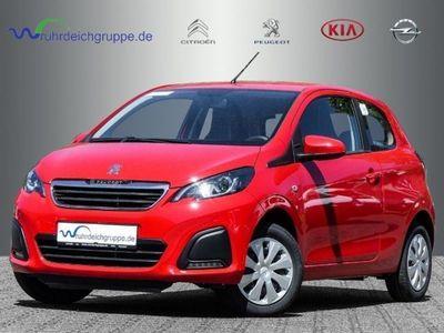 gebraucht Peugeot 108 1.0 e-VTi Active *Klima+Audio+DAB*