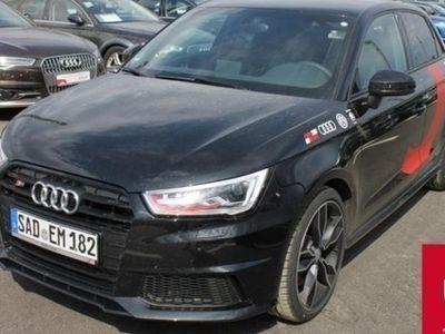 gebraucht Audi S1 Sportback 2.0 TFSI 2xquatPKT Navi DAB GRA PDC