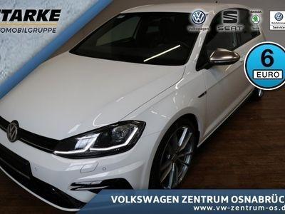 gebraucht VW Golf VII 2.0 TSI 4Motion DSG R Navi LED Leder PDC
