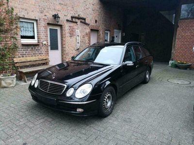 gebraucht Mercedes 320 s211/W211CDI