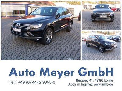 käytetty VW Touareg 3.0 V6 TDI Blue Motion DPF Automatik Navi