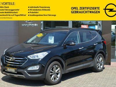gebraucht Hyundai Santa Fe Style 4WD 2.2 CRDi WR+Kamera+Leder+AHZV