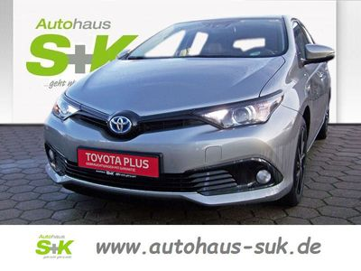 gebraucht Toyota Auris 1.8 Hybrid* Team D* SHZ* DAB* Kamera