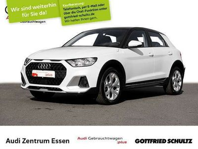 gebraucht Audi A1 citycarver 25 TFSI 70 kW (95 PS) Schaltgetriebe