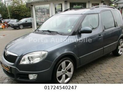 gebraucht Skoda Roomster Scout Plus Edition