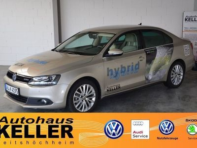 usado VW Jetta Hybrid Highline 1.4 TSI Xenon,Navi,Leder