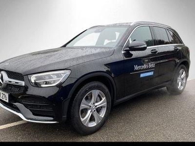 gebraucht Mercedes 200 GLC4M AMG LED Keyl-GO Kamera Spurhalt-Ass PTS