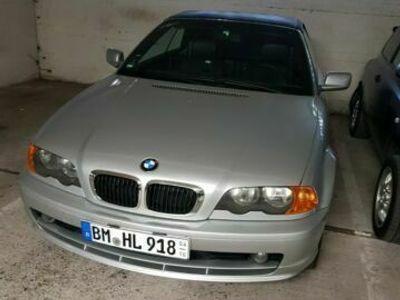 gebraucht BMW 323 Cabriolet E46 Ci
