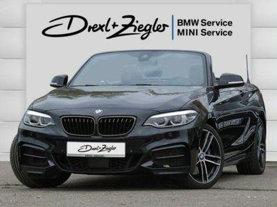 gebraucht BMW M240 240xDrive Cabrio DAB H&K Leder NaviProf eSitz