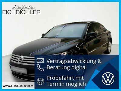 gebraucht VW Phaeton V6 3.0 TDI 4-M Automatik DynAudio+Pano