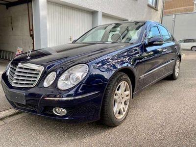 gebraucht Mercedes E280 CDI Elegance DPF SEHR GEPFLEGT