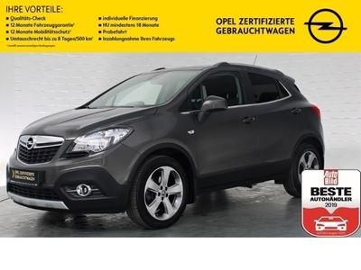 gebraucht Opel Mokka Innovation 4x4, Navi, Parkpilot v+h, Bi-Xe
