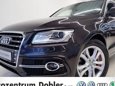 gebraucht Audi SQ5 3.0 TDI S-tronic quattro AHK PDC Navi Xenon