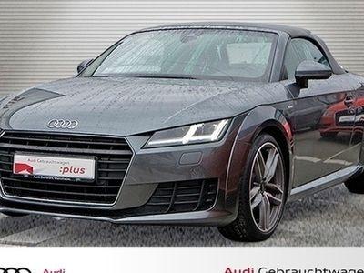 gebraucht Audi TT Roadster 1.8 TFSI S tronic S line
