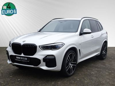 gebraucht BMW X5 xDrive30d M Sportpaket Innovationsp. Panorama