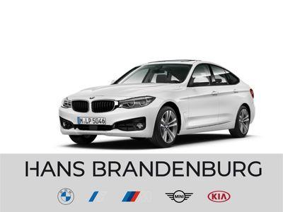 gebraucht BMW 320 Gran Turismo d LED Kurvenlicht HUD Rückfahrkam. Panorama Fernlichtass. LED-hinten LED-Tagfahrlicht RDC