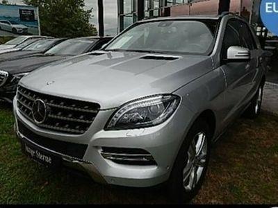 gebraucht Mercedes ML350 BT 4M NAVI+COMAND+XENON+SHD+STHZ+AHK+DIST