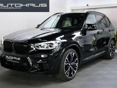 gebraucht BMW X3 M Competition 21Zoll AHK Panorama HeadUp